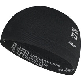 ASSOS roboFoil G2 Bonnet sous casque, black series